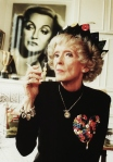 Bette Davis rocks a fierce Patrick Kelly ensemble